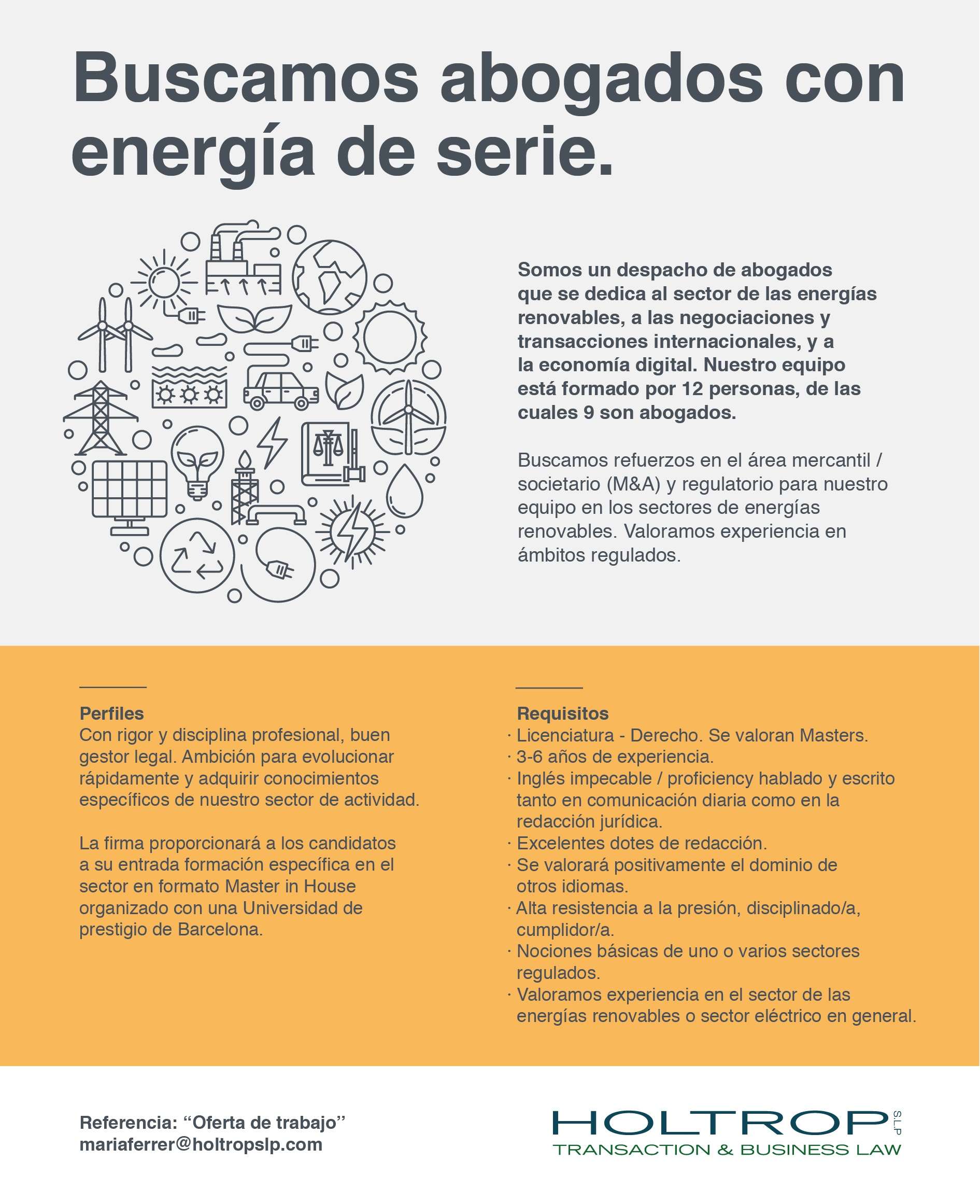 Corporate y M&A